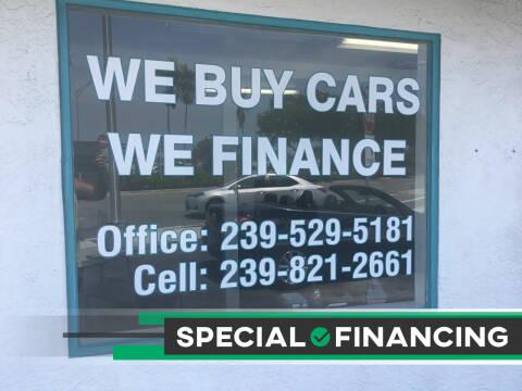 2006 Mercedes-Benz E-Class for sale at Second 2 None Auto Center in Naples FL