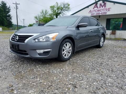 2015 Nissan Altima for sale at AM Automotive in Erin TN
