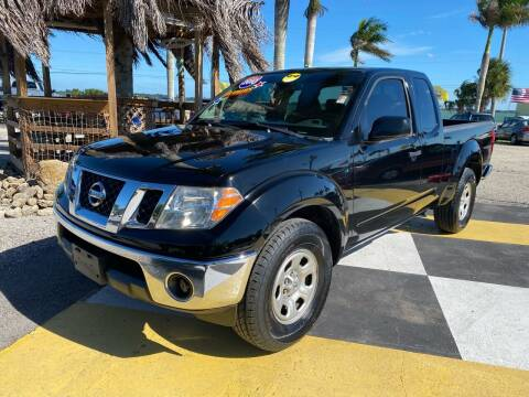 2010 Nissan Frontier for sale at D&S Auto Sales, Inc in Melbourne FL