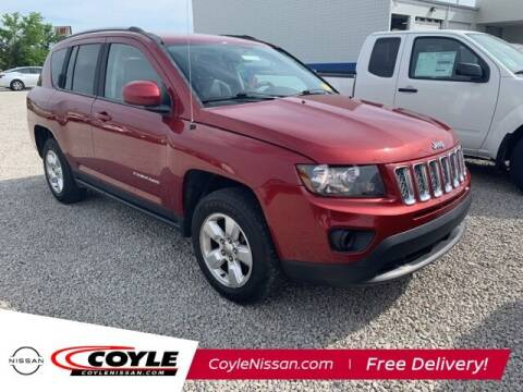 2016 Jeep Compass for sale at COYLE GM - COYLE NISSAN - Coyle Nissan in Clarksville IN
