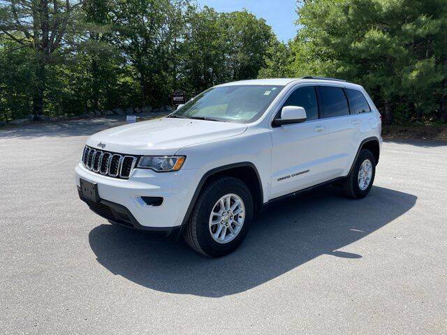 2019 Jeep Grand Cherokee for sale in Upton, MA