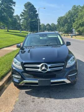 2016 Mercedes-Benz GLE for sale at The Auto Toy Store in Robinsonville MS