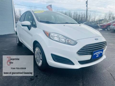2014 Ford Fiesta for sale at Transportation Center Of Western New York in Niagara Falls NY
