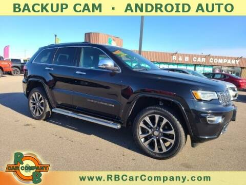 2018 Jeep Grand Cherokee for sale at R & B Car Company in South Bend IN