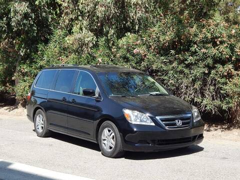 2007 Honda Odyssey for sale at Crow`s Auto Sales in San Jose CA