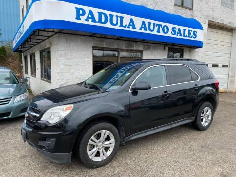 2011 Chevrolet Equinox for sale at Padula Auto Sales in Braintree MA