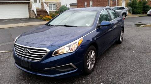 2017 Hyundai Sonata for sale at Millennium Auto Group in Lodi NJ