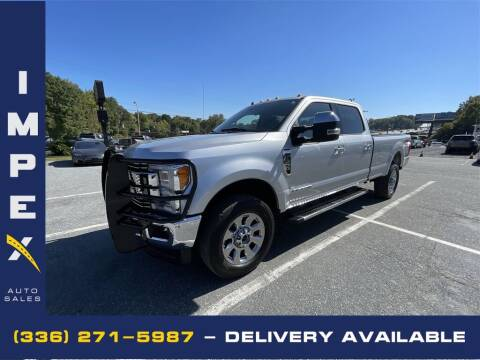 2019 Ford F-350 Super Duty for sale at Impex Auto Sales in Greensboro NC