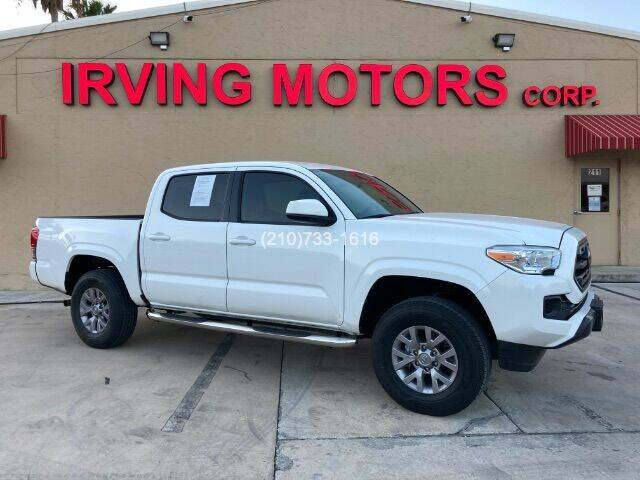 2019 Toyota Tacoma for sale at Irving Motors Corp in San Antonio TX