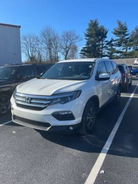 2018 Honda Pilot for sale at Jeff D'Ambrosio Auto Group in Downingtown PA