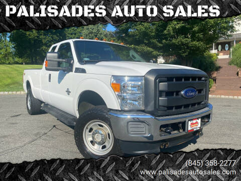 2014 Ford F-350 Super Duty for sale at PALISADES AUTO SALES in Nyack NY