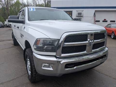 2013 RAM Ram Pickup 2500 for sale at GREAT DEALS ON WHEELS in Michigan City IN