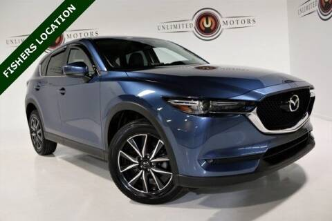 2017 Mazda CX-5 for sale at Unlimited Motors in Fishers IN