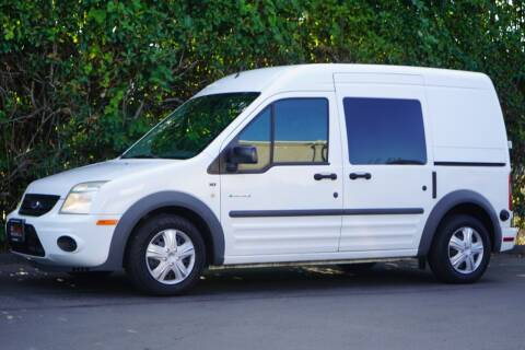 2012 Ford Transit Connect Electric for sale at Beaverton Auto Wholesale LLC in Hillsboro OR
