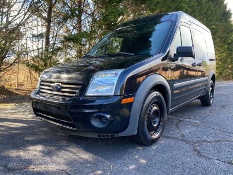 2013 Ford Transit Connect for sale at Lenoir Auto in Lenoir NC