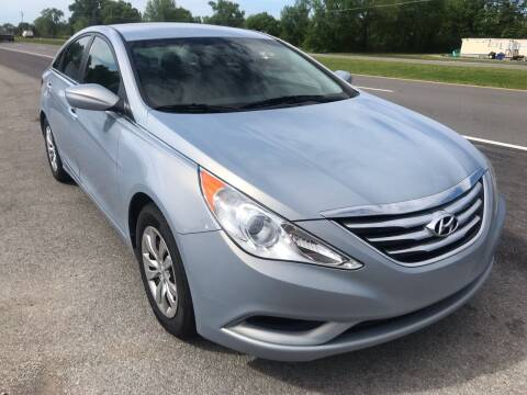 2012 Hyundai Sonata for sale at Tennessee Auto Brokers LLC in Murfreesboro TN
