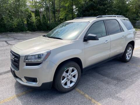 2013 GMC Acadia for sale at TKP Auto Sales in Eastlake OH