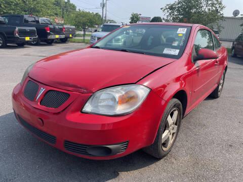 2008 Pontiac G5 for sale at Diana Rico LLC in Dalton GA