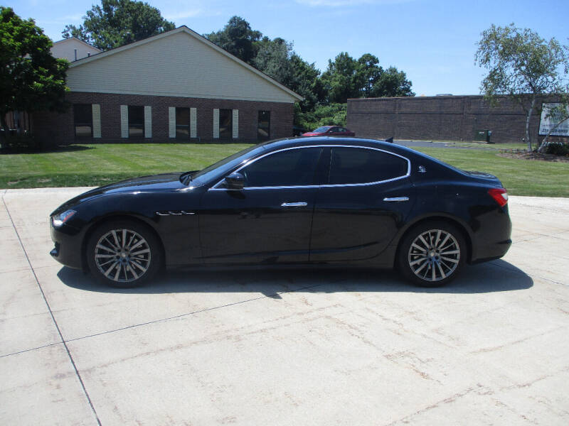2018 Maserati Ghibli for sale at Lease Car Sales 2 in Warrensville Heights OH