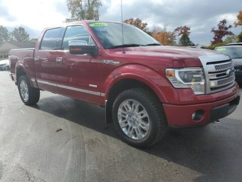 2013 Ford F-150 for sale at Newcombs Auto Sales in Auburn Hills MI
