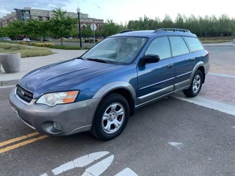 2007 Subaru Outback for sale at Eco Auto Deals in Sacramento CA