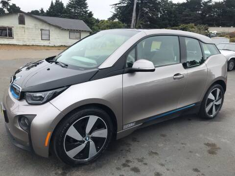 2014 BMW i3 for sale at HARE CREEK AUTOMOTIVE in Fort Bragg CA