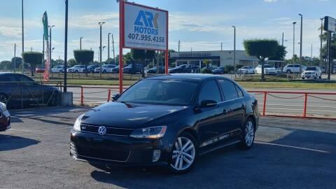 2013 Volkswagen Jetta for sale at Ark Motors LLC in Winter Springs FL