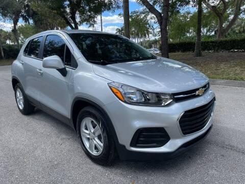 2019 Chevrolet Trax for sale at DELRAY AUTO MALL in Delray Beach FL
