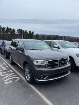 2018 Dodge Durango for sale at Jeff D'Ambrosio Auto Group in Downingtown PA