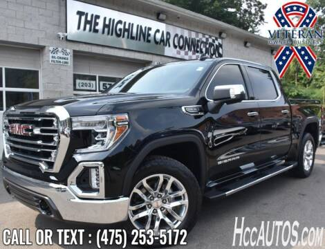 2020 GMC Sierra 1500 for sale at The Highline Car Connection in Waterbury CT