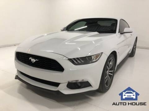 2016 Ford Mustang for sale at Auto House Phoenix in Peoria AZ
