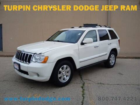 2010 Jeep Grand Cherokee for sale at Turpin Dodge Chrysler Jeep Ram in Dubuque IA