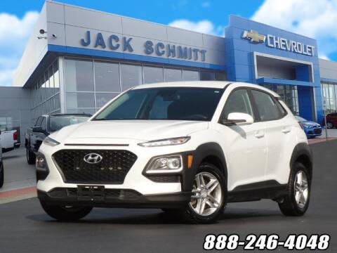2019 Hyundai Kona for sale at Jack Schmitt Chevrolet Wood River in Wood River IL