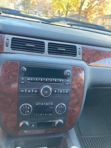 2009 Chevrolet Silverado 2500HD 4x4 LTZ 4dr Extended Cab SB - Edwardsville KS