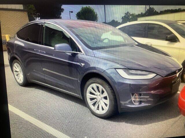 2020 Tesla Model X for sale in Dallas, TX