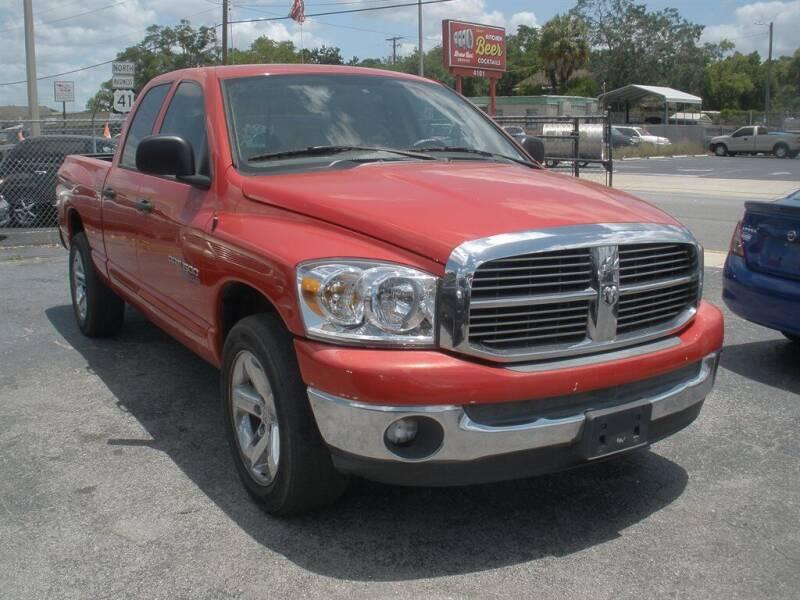 2006 Dodge Ram Pickup 1500 for sale at Priceline Automotive in Tampa FL