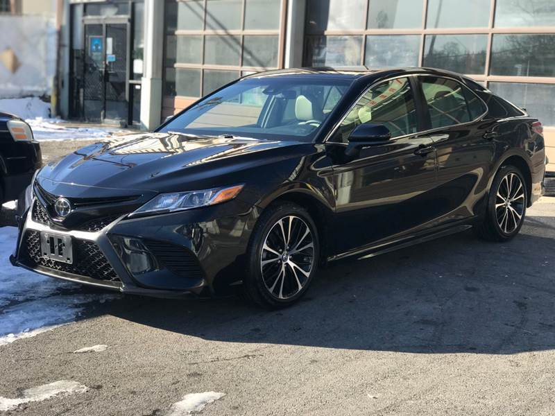 2018 Toyota Camry for sale at Independent Auto Sales in Pawtucket RI