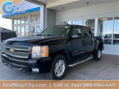 2012 Chevrolet Silverado 1500 for sale at GRAFF CHEVROLET BAY CITY in Bay City MI