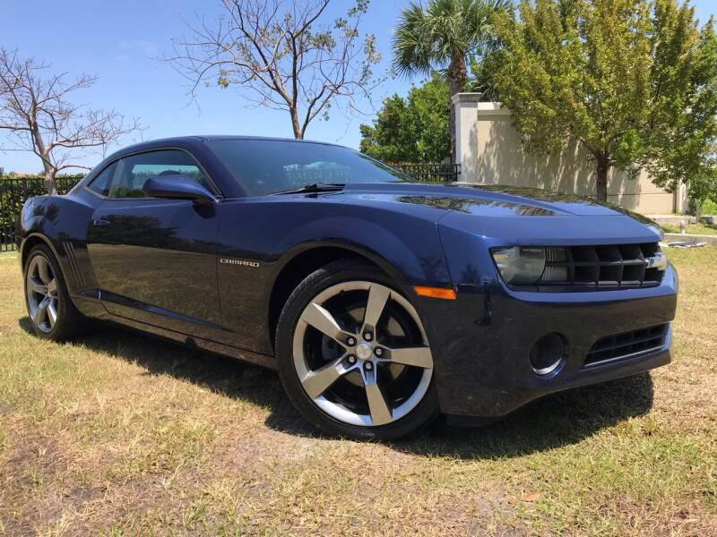 2011 Chevrolet Camaro for sale at Kaler Auto Sales in Wilton Manors FL