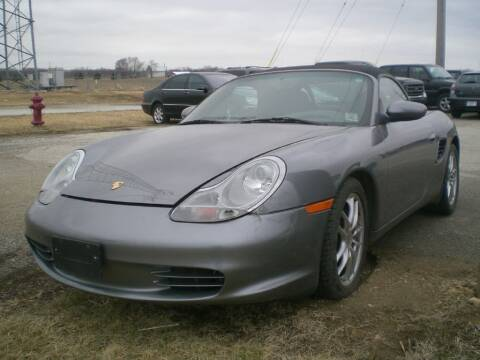 2003 Porsche Boxster for sale at Carz R Us 1 Heyworth IL - Carz R Us Armington IL in Armington IL