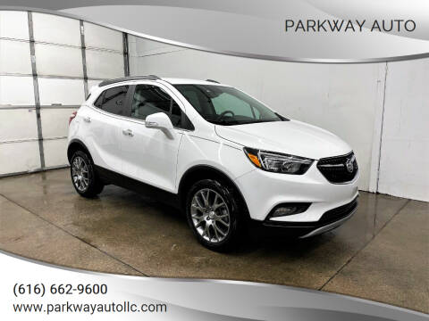 2018 Buick Encore for sale at PARKWAY AUTO in Hudsonville MI