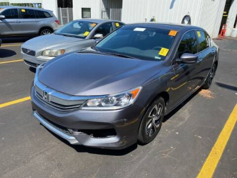 2017 Honda Accord for sale at Adams Auto Group Inc. in Charlotte NC
