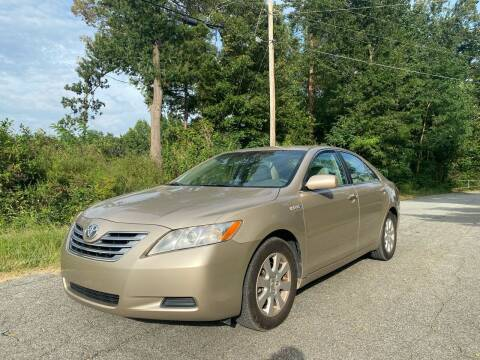 2007 Toyota Camry Hybrid for sale at Speed Auto Mall in Greensboro NC