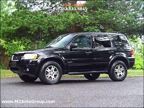 2002 Ford Escape for sale at M2 Auto Group Llc. EAST BRUNSWICK in East Brunswick NJ