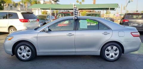 2007 Toyota Camry for sale at Pauls Auto in Whittier CA