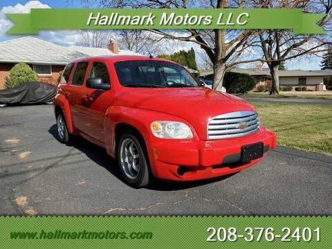 2011 Chevrolet HHR for sale at HALLMARK MOTORS LLC in Boise ID
