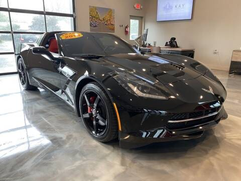 2015 Chevrolet Corvette for sale at Crossroads Car & Truck in Milford OH
