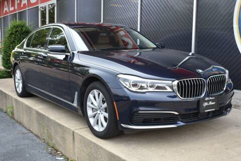 2019 BMW 7 Series for sale at Alfa Romeo & Fiat of Strongsville in Strongsville OH