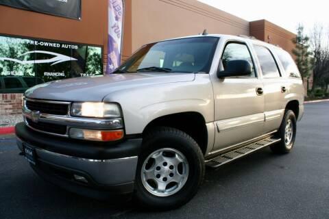 2006 Chevrolet Tahoe for sale at CK Motors in Murrieta CA