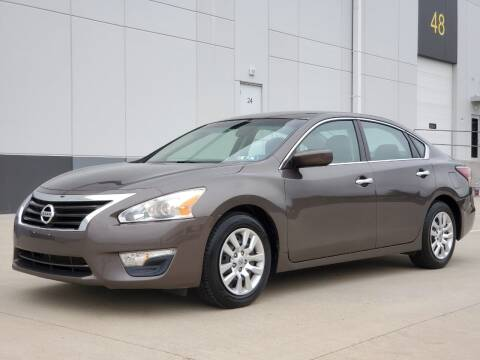 2014 Nissan Altima for sale at Bucks Autosales LLC - Bucks Auto Sales LLC in Levittown PA